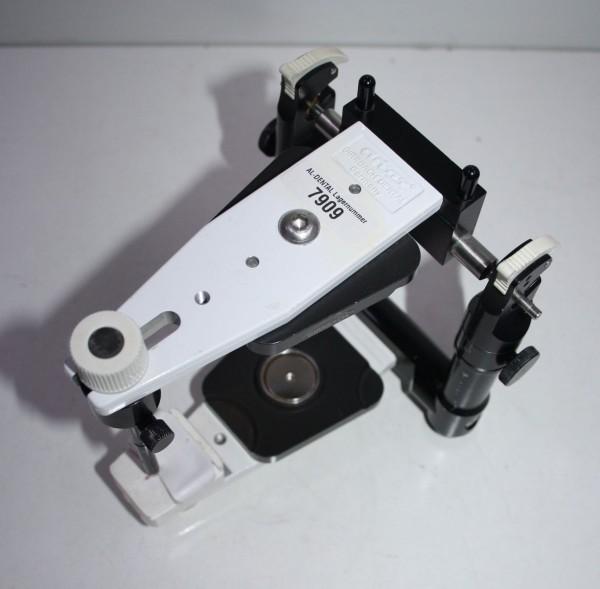Amann Girrbach Artex Artikulator Typ NK + Splitex-Magnetplatten # 7909