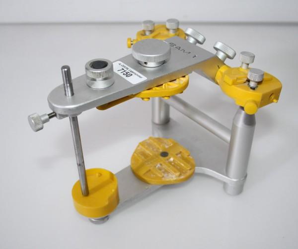 Artikulator SAM 1+ Kunststoffplatten # 7150