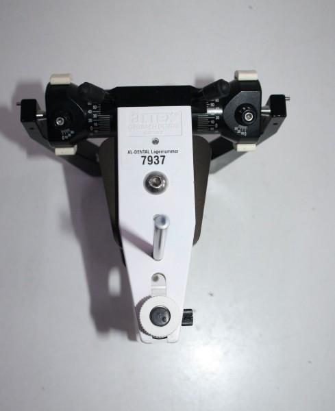 AMANN GIRRBACH Artex Artikulator Typ AR + Splitex-System # 7937