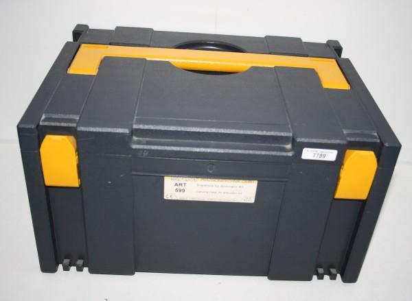 SAM ART 599 Stapelbox für Artikulator incl. umfangreichem Zubehör # 7789