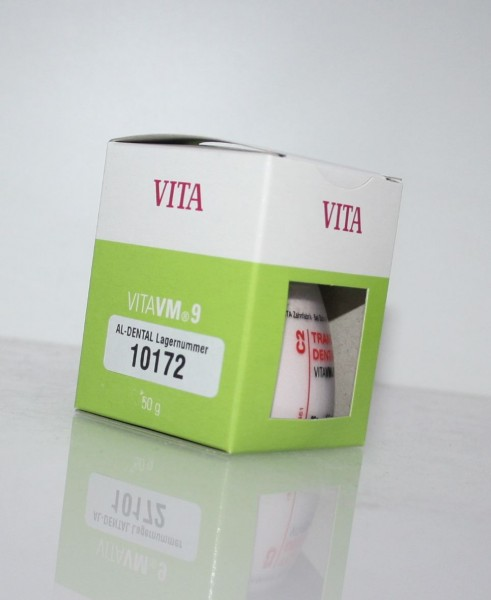 VITA VM 9 Keramikmassen / Dentalkeramik Transpa Dentine C 2 # 10172