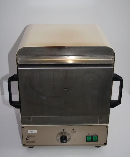 HERAEUS Vorwärmofen Typ Combilabor CL-V 2002 E # 12154