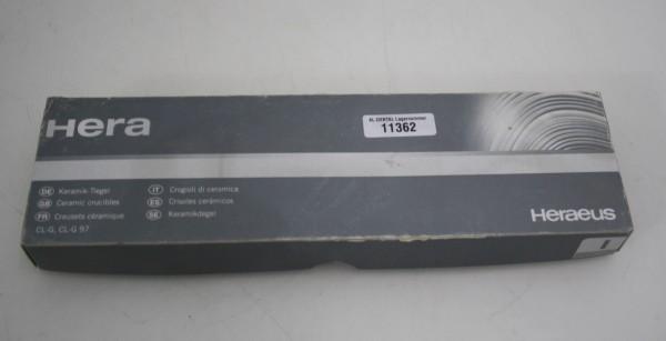 HERAEUS Keramiktiegel für CL-G, CL-G 97 # 11362