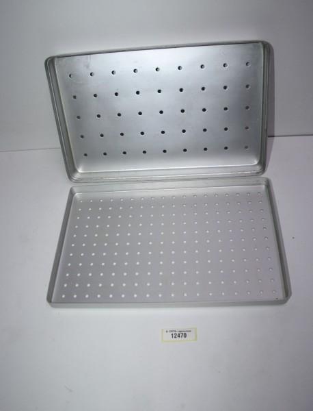 Melag Tablett / Tray / Sterilisator #12470