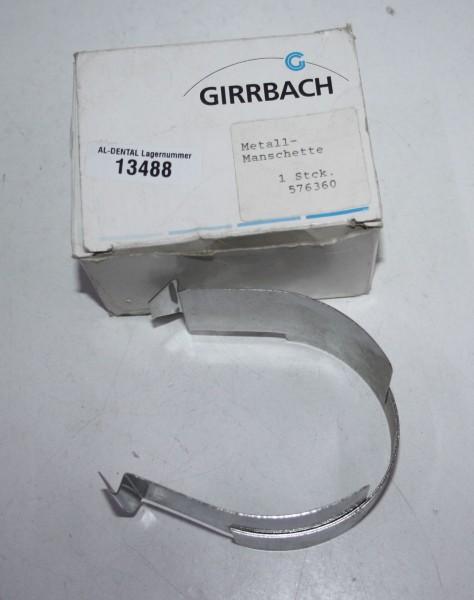 GIRRBACH DENTAL Metall-Manschette 576360 # 13488