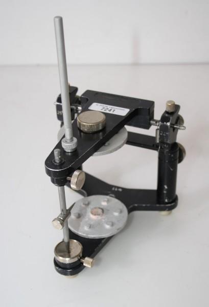 Dentsply DeTrey Artikulator Rational 25° + 2 Sockelplatten # 7241