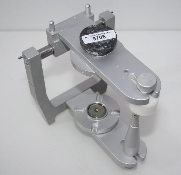 SAM Eingipsartikulator / Eingipsgerät + Adesso/Baumann-Magnetplatten # 9705
