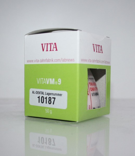 VITA VM 9 Keramikmassen / Dentalkeramik Transpa Dentine A 3.5 # 10187