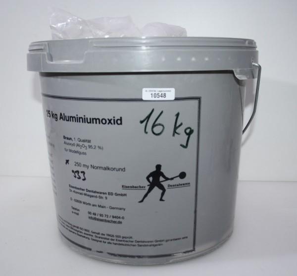 EISENBACHER 250 my Normalkorund - braun - 16 kg # 10548