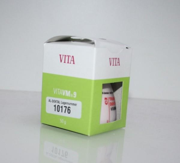 VITA VM 9 Keramikmassen / Dentalkeramik Transpa Dentine C 3 # 10176