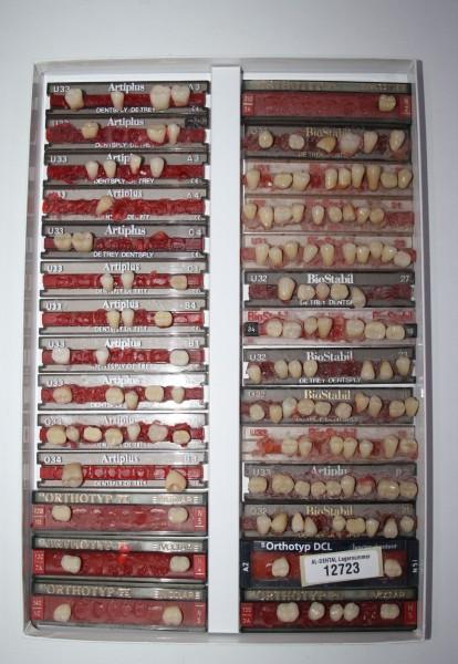 Zahngarnituren / Reparaturzähne namhafter Hersteller # 12723