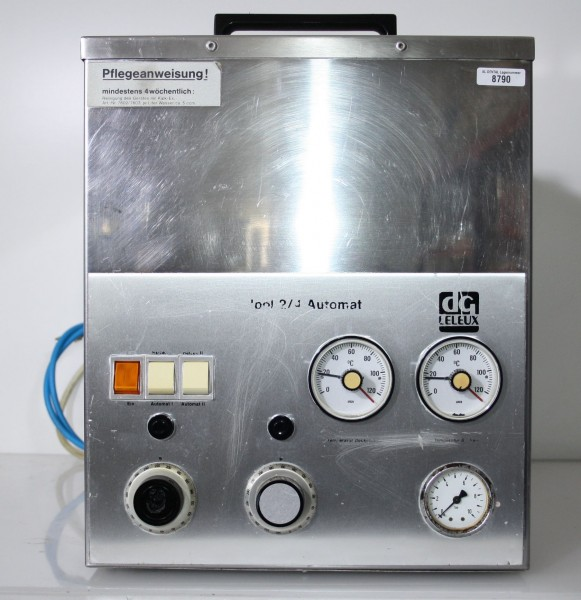 LELEUX Polymerisationsgerät Ipol 2/4 Automat # 8790