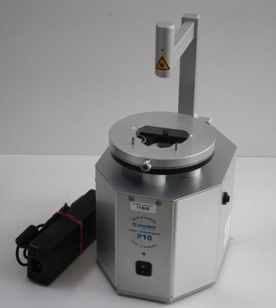 ZEISER Laser-Pinbohrgerät P 10 Typ BR 10 # 11849