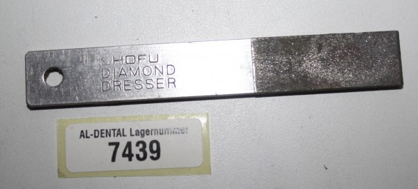 SHOFU Abrichtwerkzeug Diamond Dresser # 7439