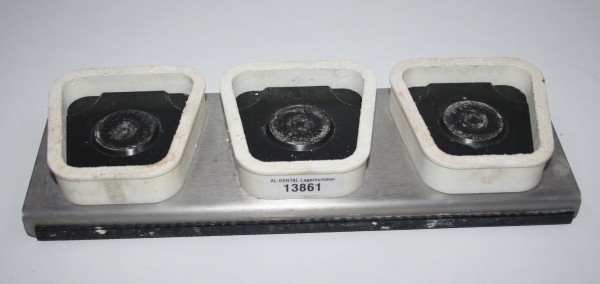 AMANN GIRRBACH Splitex Mutterplatten-Set - 3-teilig # 13861