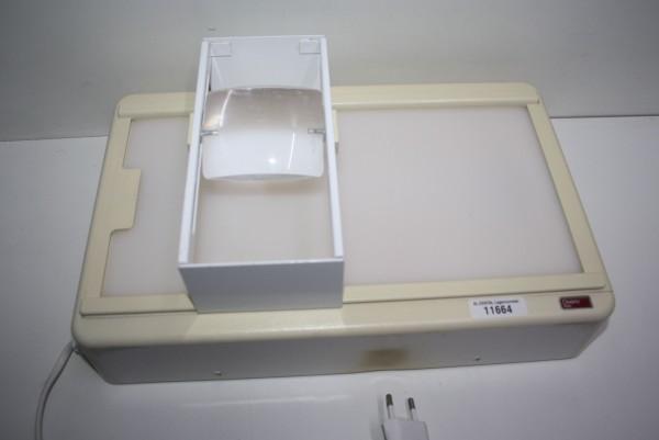 RINN Röntgenbildbetrachter + Lupe # 11664