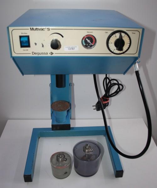 DEGUSSA Vakuumanmischgerät Typ Multivac-S # 13797