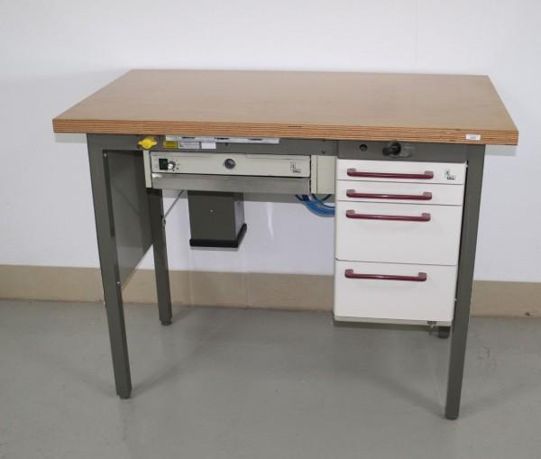 KaVo Arbeitsplatz Labor/Praxislabor Einzelarbeitsplatz Hoch(94 cm) #6928