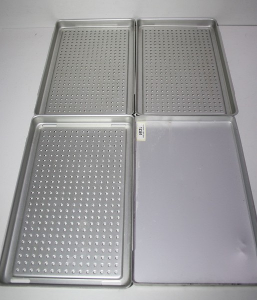 4 x Dental-Trays # 12384