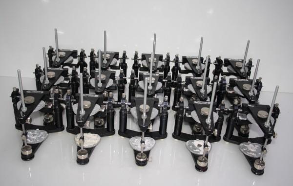 15 x Mittelwertartikulator / Artikulator Dentsply DeTrey Typ Rational