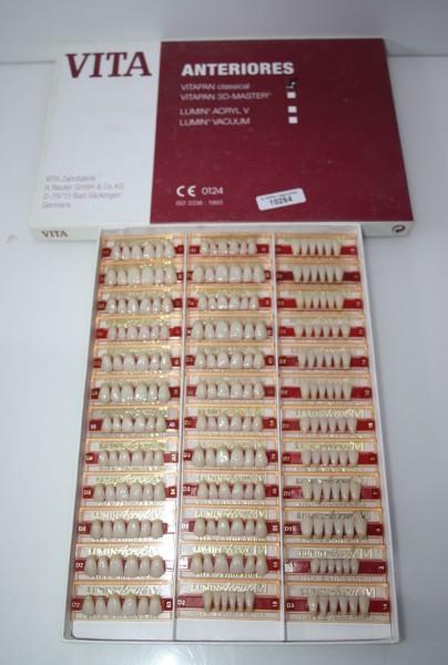 VITA Anteriores / VITAPAN Kunststoff-Frontzähne 3-D-Master # 10264