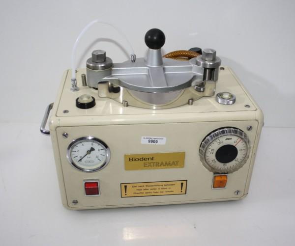 BIODENT-EXTRAMAT Drucktopf / Polymerisationsgerät # 9906