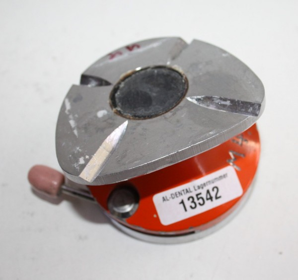 Dental Modelltisch / Magnettisch für Fräsgerät # 13542