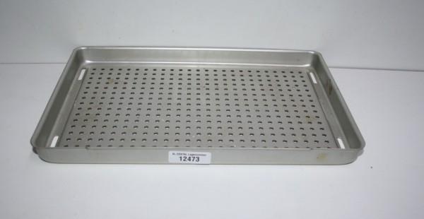 Melag Tablett / Tray / Sterilisator #12473