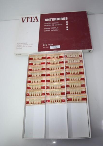VITA Anteriores / VITAPAN Kunststoff-Frontzähne 3-D-Master # 10248