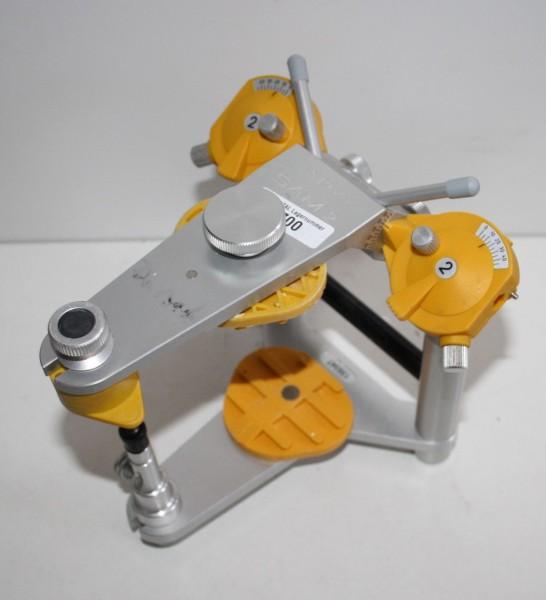 SAM 2 P Artikulator + Inzisalstift IIIPM - mikroverstellbar # 7700