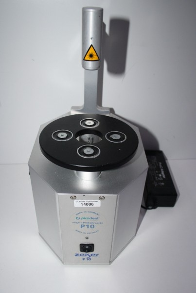 ZEISER Pinbohrgerät picodent P 10 Typ BR 10 # 14006