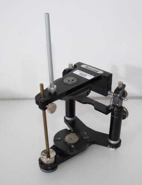 Artikulator Rational 30° mit Magnetplatten / Mittelwertartikulator # 8608