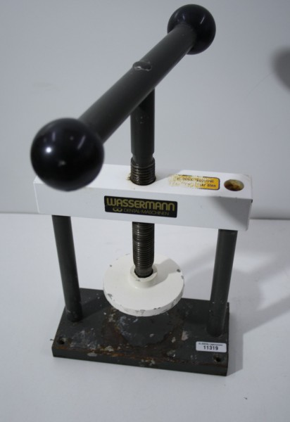 WASSERMANN Dental-Presse # 11319