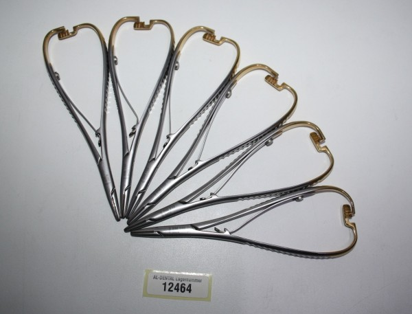 Aesculap Nadelhalter Durogrip INOX BM148 #12464 *6 Stück*