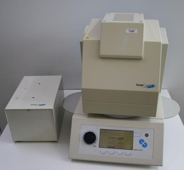 DEGUSSA Keramikpressofen Cergo press + Vakuumpumpe # 13356