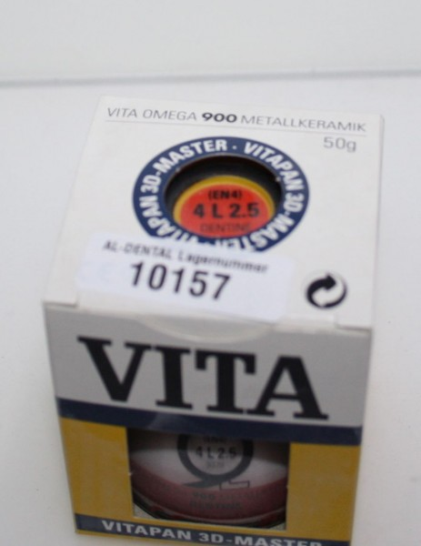 VITA OMEGA 900 Metallkeramik Dentine 4L2.5 # 10157