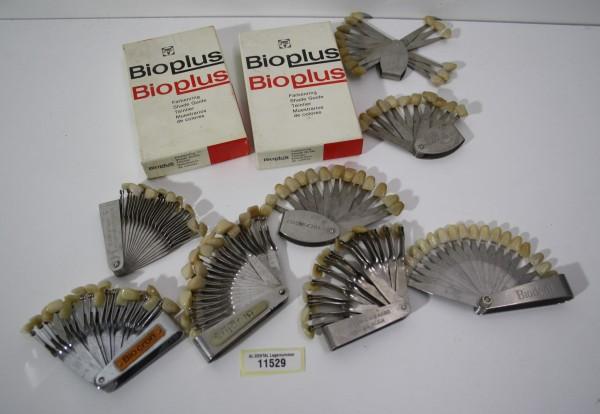 Restposten Biodent/Bioplus Farbscala / Farbschlüssel # 11529