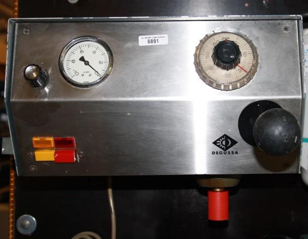 Vakuumanmischgerät Degussa Typ R 11 # 6891