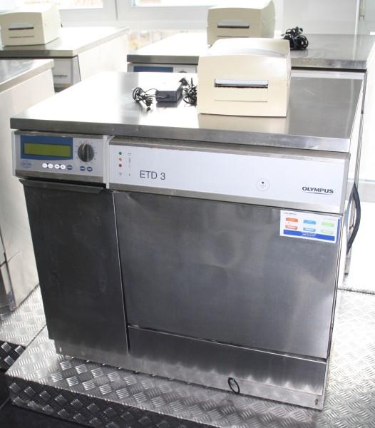 Olympus ETD 3 Plus GA Endoskopie Desinfektor Desinfektionsgerät