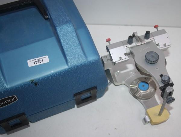 DENAR Artikulator in Originalbox + Quicksplit-Gleichschaltung-System # 13261