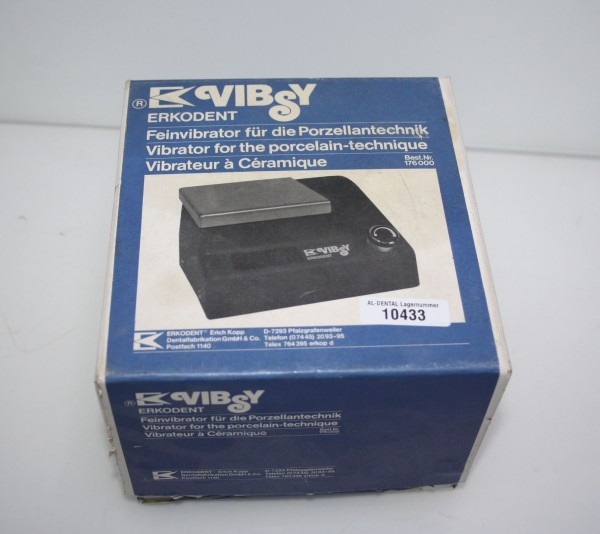 ERKODENT VIBsY Feinvibrator für die Porzellantechnik # 10433
