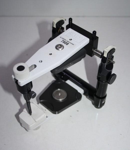 Amann Girrbach Artex Artikulator Typ NK + Splitex-Magnetplatten # 7908