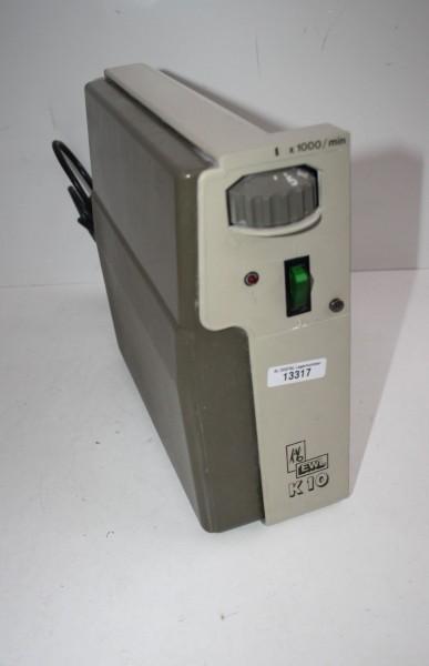 KaVo K 10 Technikmaschine / Knieanlasser # 13317