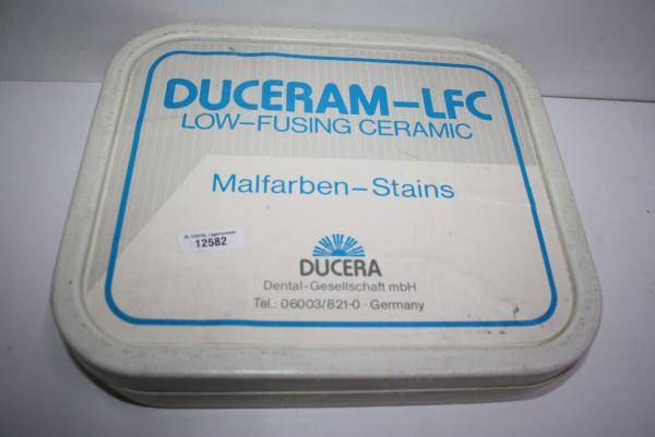 DUCERAM - LFC Low-Fusing Malfarben-Stains # 12582