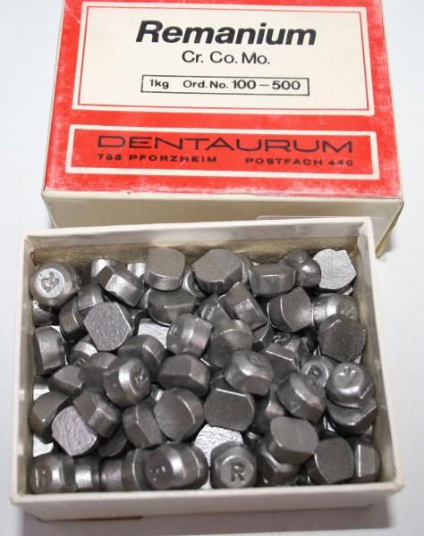 DENTAURUM Remanium Cr. Co. Mo. Aufbrennlegierung # 13920