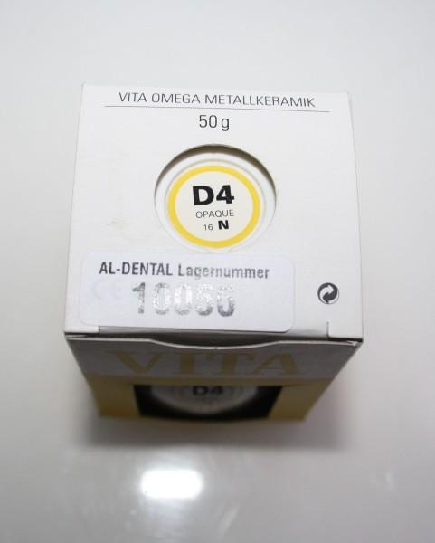VITA OMEGA Metallkeramik D 4 # 10056