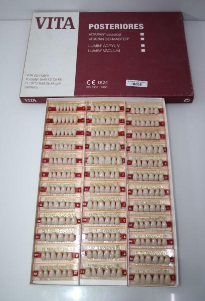VITA Posteriores / VITAPAN Kunststoff-Seitenzähne 3-D-Master # 10269