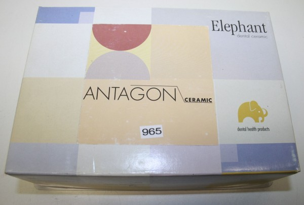 Keramikmassen Elephant Antagon # 965