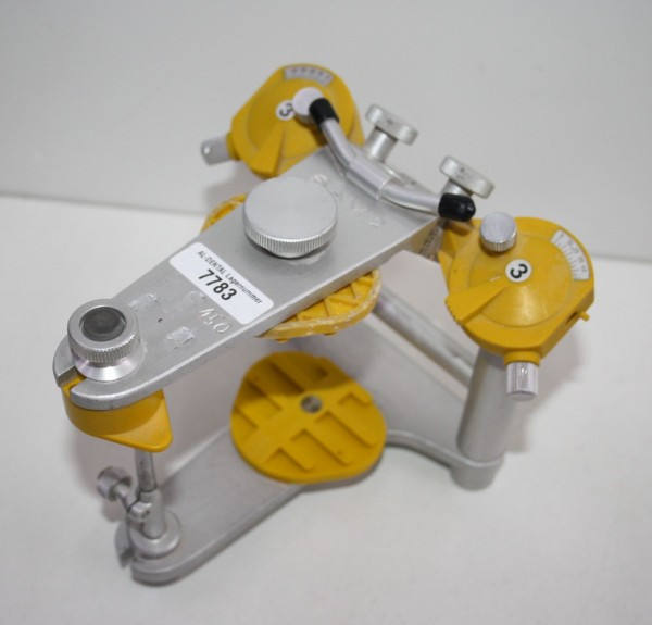 SAM 2 Artikulator Classic - normale Bauhöhe # 7783