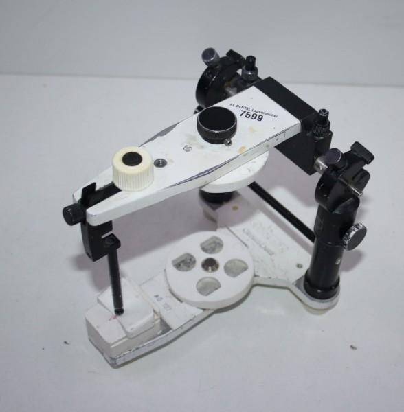Amann Girrbach Artex NK Artikulator Basismodell # 7599